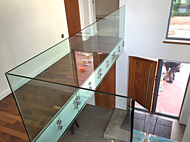 balustrade procedure