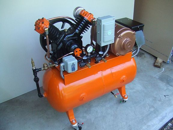 transportable air compressors