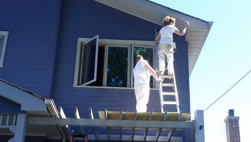 They also have to do everything before the actual paint is applied; for that, you need to hire suitable painting contractors.
