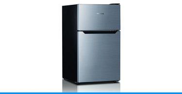 Two top micro-fridge