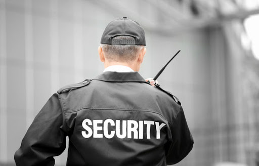 management of a security company