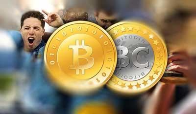 users of Bitcoin