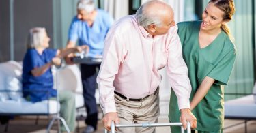 senior living services
