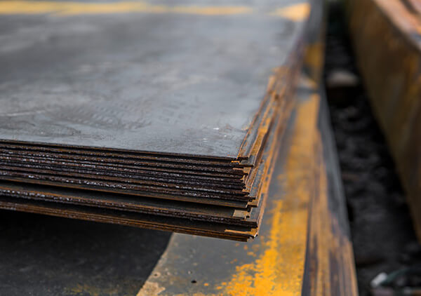steel plate hire