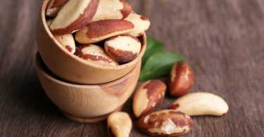Brazil nuts in daily diet