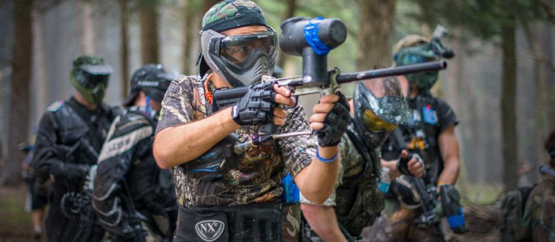 Paint Ball And Its Services During Pandemic Time