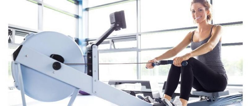 Easy and quick guide of using a rowing machine