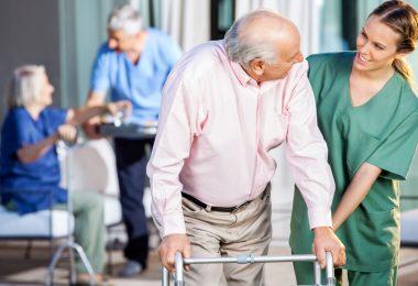 senior living services