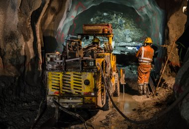 Mining and resources extracted in Australia