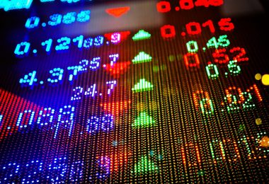 Stock Prices Plunge